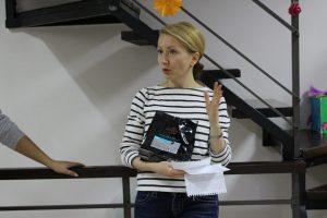 Interviu cu Oxana Guțu – donator al Diaconiei