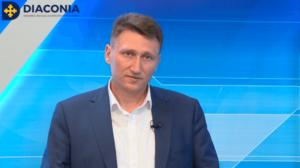 Interviu cu Marin Sîrbu – membru al Consiliului de Administrație al Diaconiei