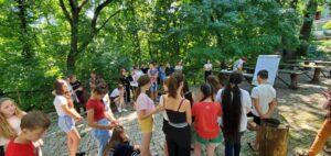 Tinerii activi învață cum să contribuie la dezvoltarea comunităților